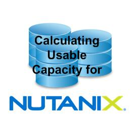 Calculating Actual Usable Capacity It S Not As Simple As