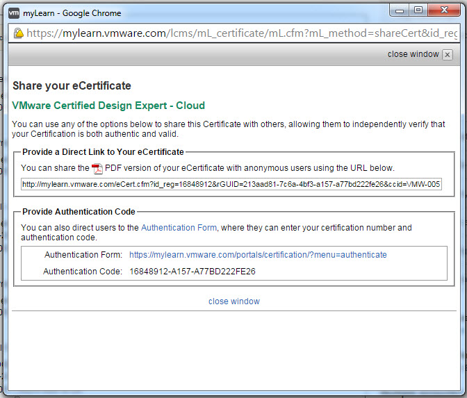 How To Validate Vmware Certifications Cloudxc